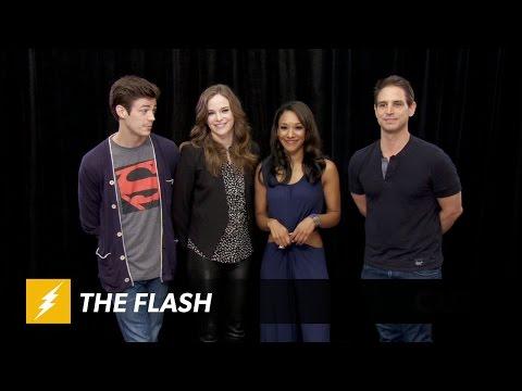 The Flash - Fan Q&A Part 2 [VIDEO]