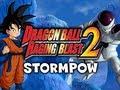 DragonBall Raging Blast 2: Goten VS Final Form Frieza (Live Commentary)