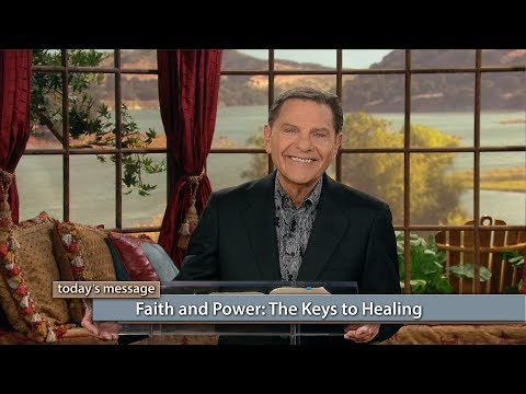 Faith and Power: The Keys to Healing