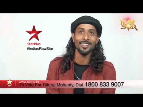 peek - Here is an exclusive sneak peek into Rituraj's performance. To vote for him, log on to http://indiasrawstar.starplus.in/. Stay tuned to India's Raw Star, eve...
