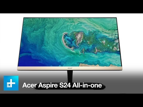 Acer Aspire S24 All-In-One - Hands On at IFA 2017