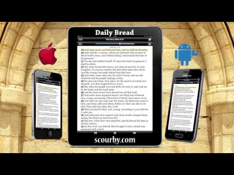 Scourby Audio Bible Apps has Appealing Interface