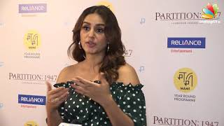 Huma Qureshi, Parineeti Chopra at Partition 1947  Special Screening in Mumbai.Click this below link and subscribe to our channel to get all updates on Bollywood Movies, and your favorite Bollywood actresses and actors.http://goo.gl/cfijvC