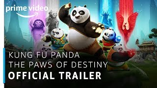 Nonton Kung Fu Panda  The Paws Of Destiny   Official Trailer   Prime Original   Amazon Prime Video Film Subtitle Indonesia Streaming Movie Download
