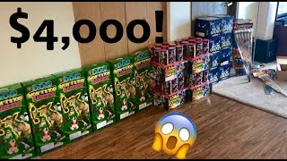 Video HUGE Firework Stash 2018 (PART TWO) MP3, 3GP, MP4, WEBM, AVI, FLV Maret 2019