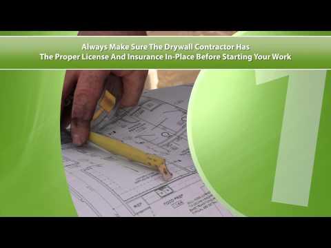 Drywall Contractor Orlando 407-592-8799