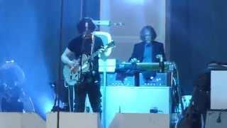 Jack White (5/5) Seven Nation Army - Pyramid Stage Glastonbury Festival 2014