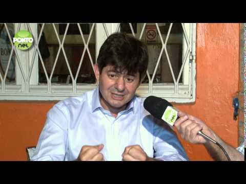 Tiago Simon é entrevistado por Ricardo Orlandini