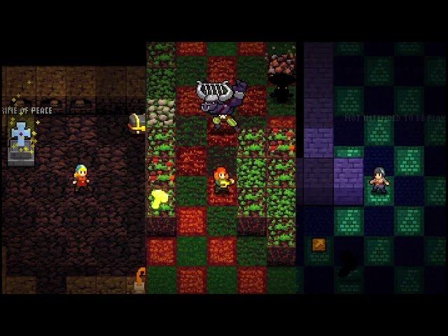 Видео к игре Crypt of the NecroDancer