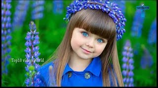 Video Top 10 Most Beautiful Kids In The World - Most Famous Prettiest Child In The World MP3, 3GP, MP4, WEBM, AVI, FLV Juli 2018
