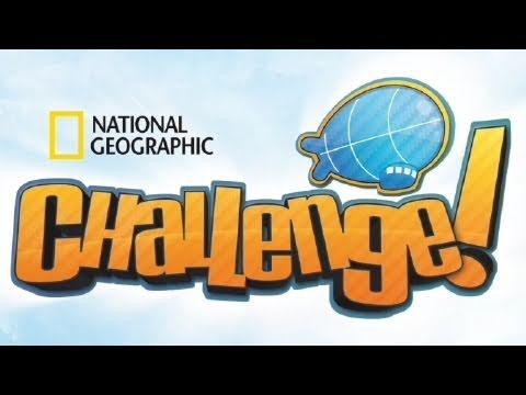 National Geographic Challenge ! Xbox 360