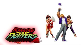 Ranking of Fighters 0045: Godzilla: Monster War & The King of Fighters '96 by Giant Bomb