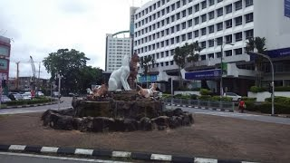 Kuching Malaysia  city photos gallery : Kota Kuching Sarawak Malaysia in a City Tour