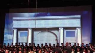 Colação de grau Direito UCSAL 2012.2