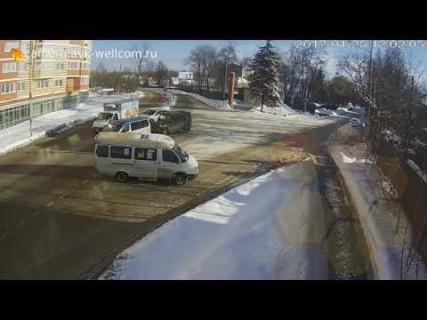 Авария в Красково