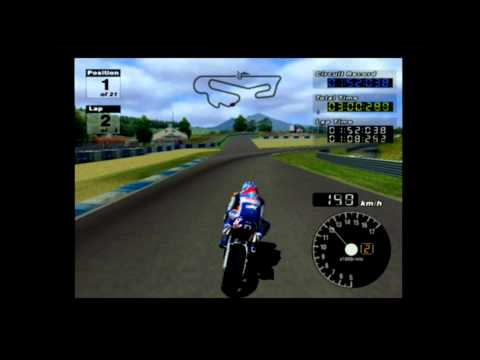 MotoGP 3 Playstation 2