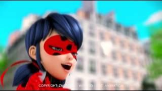 6. Miraculous Ladybug Trailer (Alternative English Theme Song)