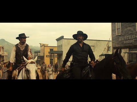 The Magnificent Seven (2016) - Ending Scene (HD)