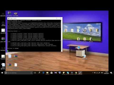 How to setup ssh wifi on Intel Edison YOCTO IMAGE