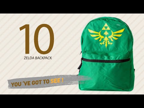 Zelda Backpack Great Collection, Just For You! // UK Best Sellers 2017