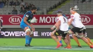 Blues v Cheetahs Rd.12 Super Rugby Video Highlights 2017