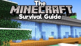 Redstone Powered Ice Farm! • The Minecraft Survival Guide (Tutorial Let's Play) [Part 268]