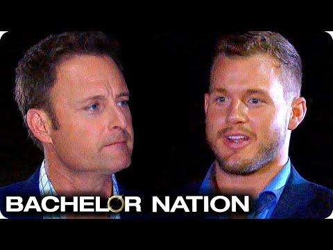 Chris Harrison Rescues Colton From Onyeka/Nicole Drama | The Bachelor US