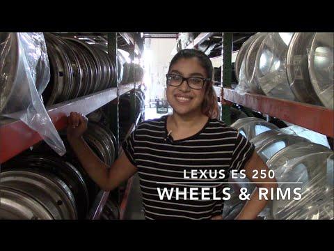 Factory Original Lexus ES 250 Wheels & Lexus ES 250 Rims – OriginalWheels.com