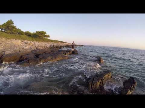 рыбалка на халкидики видео