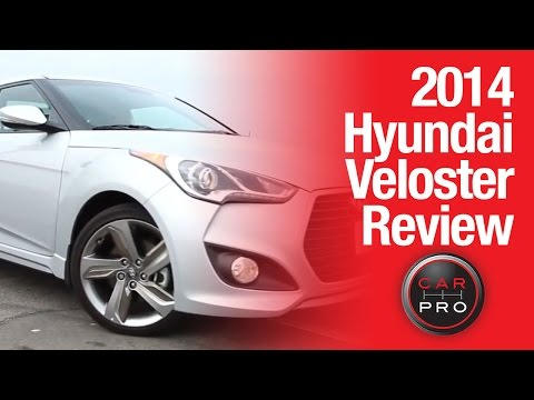 2014 Hyundai Veloster Review and Test Drive by Heather Tyson for the Car Pro