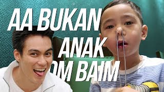 Download Video TIBA TIBA PAPA BAIM MUNTULL - RAFATHAR PRANK PART 2 MP3 3GP MP4