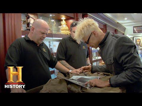 Pawn Stars: Houdini's Straitjacket (Season 4) | History