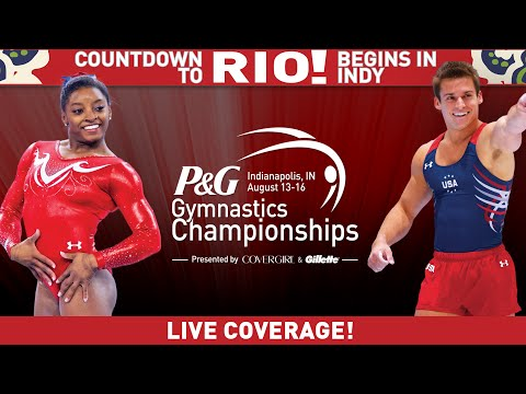 Women's Senior P&G National Competition – Day 1