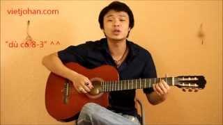 Giới thiệu 1 số kỹ năng guitar đặc biệt. P2 - viet johan.