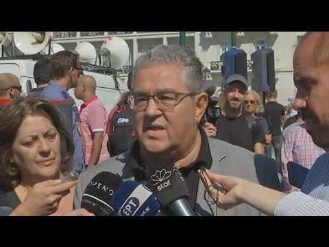 Δ. Κουτσούμπας: Υψώνουμε στεντόρειο «όχι» στη νέα στρατιωτική συμφωνία Ελλάδας-ΗΠΑ