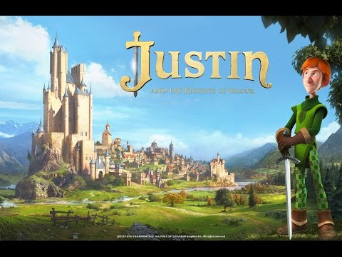 Justin And The Knights Of Valour - Heroes Film Feat Rebecca Ferguson
