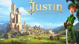 Nonton Justin And The Knights Of Valour - Heroes Film feat Rebecca Ferguson Film Subtitle Indonesia Streaming Movie Download