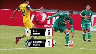 Download Video [Pekan 14] Cuplikan Pertandingan PSS Sleman vs Persegres Gresik United, 4 September 2018 MP3 3GP MP4