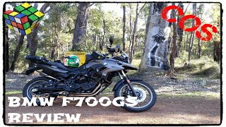 1. BMW F700GS Review
