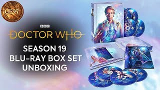 Nonton Season 19 Blu Ray Box Set Unboxing   The Collection   Doctor Who Film Subtitle Indonesia Streaming Movie Download