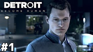 Video 2038年、アンドロイドと暮らす街【Detroit: Become Human】#1 MP3, 3GP, MP4, WEBM, AVI, FLV Juni 2018