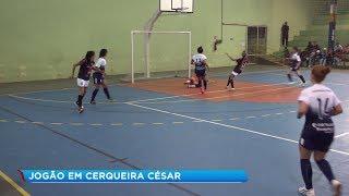 Cerqueira César garante vaga na semifinal da série Ouro da Copa Record