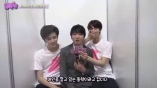 Fan Edit NCT Haechan/Donghyuck funny moment with Taeyong,Taeil,Doyoung, Ten.SMRookies RookienewsNCT 127 1st V live (Cr Hardsub Vid NCT Lover)NCT Life in Bangkok (Cr Hardsub Vids NCTLover)