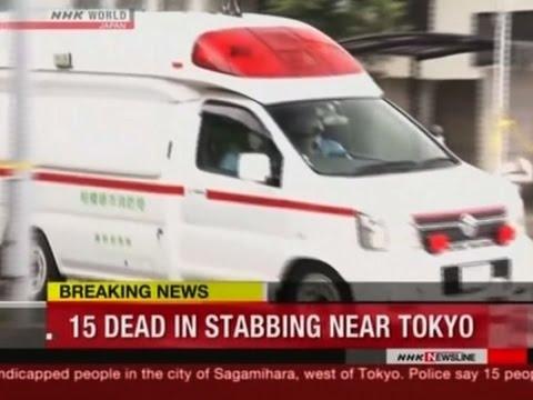 Ubio 19 hendikepiranih osoba u Japanu