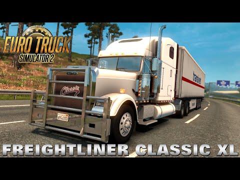Freightliner Classic 120 v2
