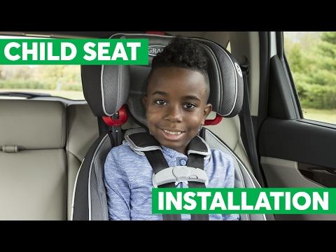 Autos Tips: Child-Seat Installation | Consumer Reports