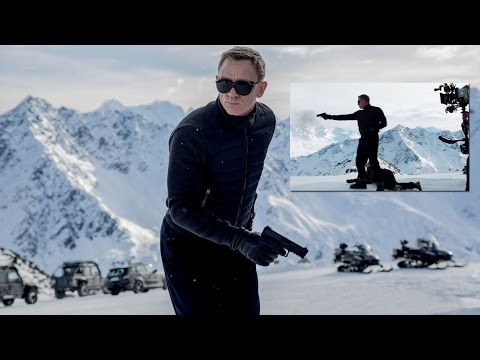 First Look At Daniel Craig As James Bond In SPECTRE – AMC Movie News