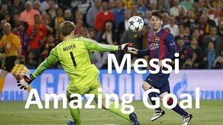 Lionel Messi amazing goal (Barcelona VS Bayern Munique, 3-0)https://youtu.be/-I5TucWDsJwhttps://www.youtube.com/channel/UCEosomDIy2Ry0Si95lU72rA
