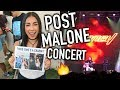 TRYING TO MEET POST MALONE AGAIN! Post Malone Concert