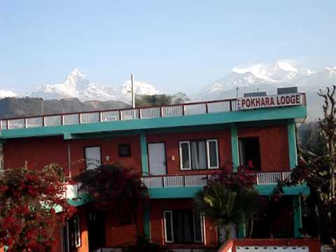 New Pokhara Lodge Videosu